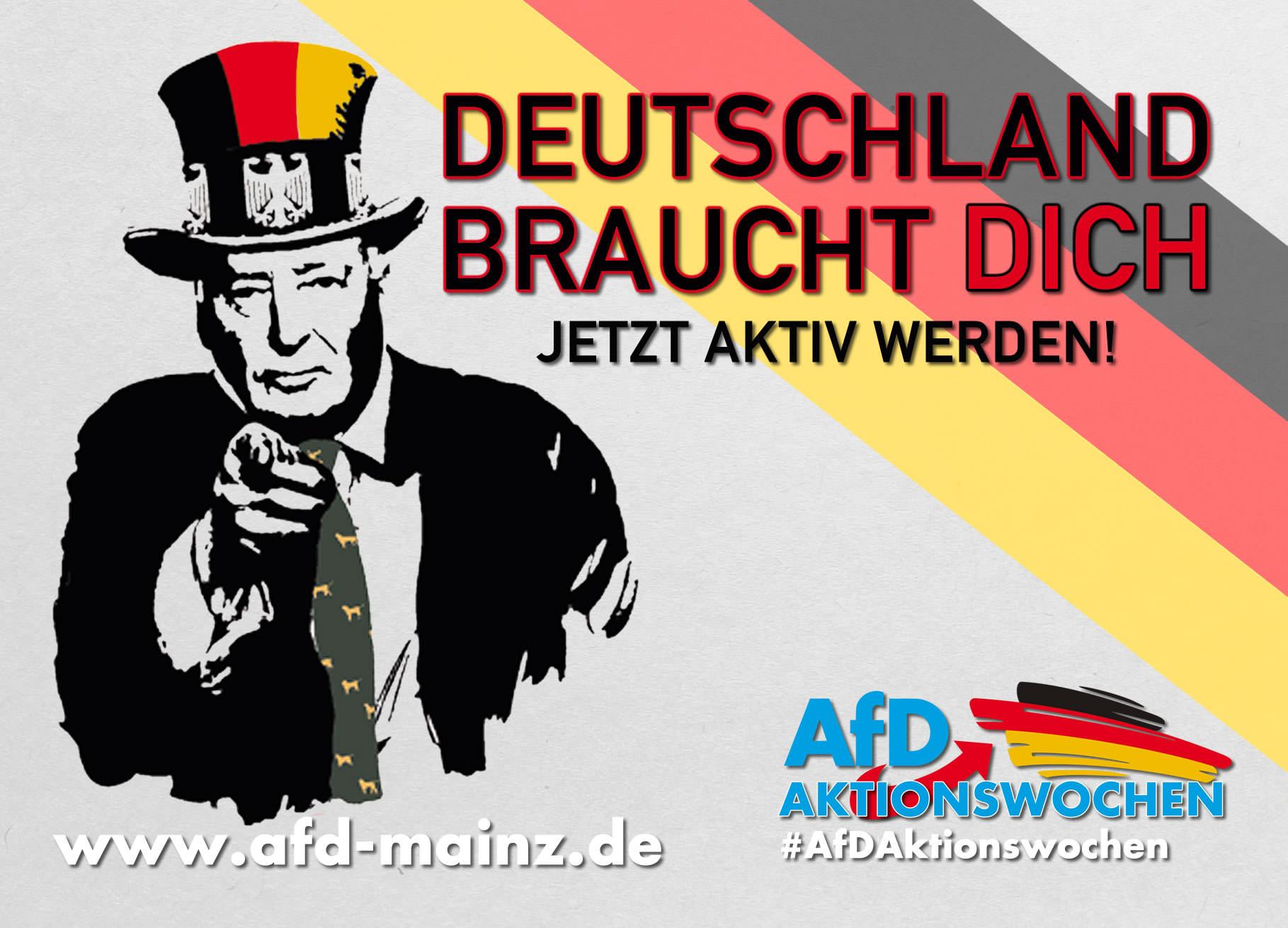 AfD Aktionswochen