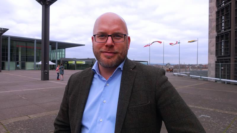 Lothar Mehlhose - Fraktionsvorsitzender