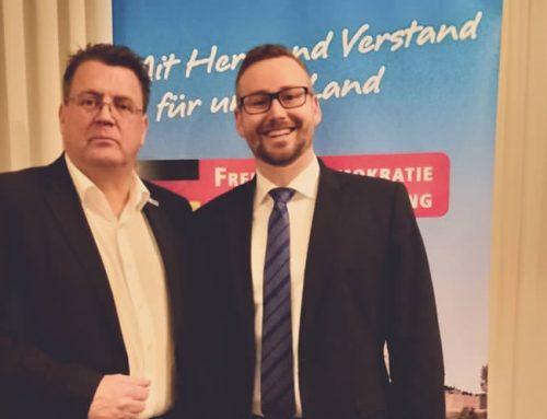 Voller Ratssaal und tolle Stimmung beim Neujahrsempfang der AfD-Stadtratsfraktion Mainz